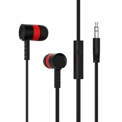 Навушники Celebrat D2 Black-Red