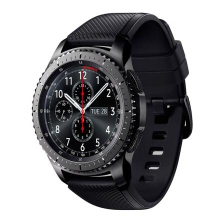 Смарт-годинник Samsung RM-760 Gear S3 Frontier Black (SM-R760NDAA)
