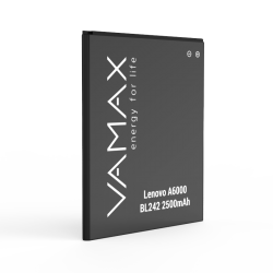 Аккумулятор VAMAX Lenovo A6000 BL242 2500 mAh