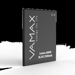 Акумулятор VAMAX Lenovo A6000 BL242 2500 mAh