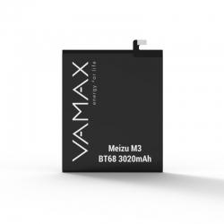 Акумулятор VAMAX Meizu M3 2800 mAh