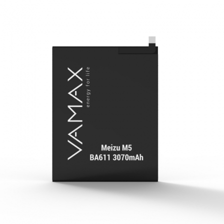 Акумулятор VAMAX Meizu M5 3070 mAh