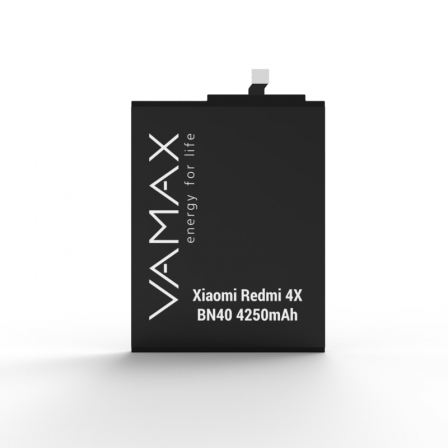Аккумулятор VAMAX Xiaomi Redmi 4X 4250 mAh
