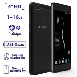 S-TELL M578 Black