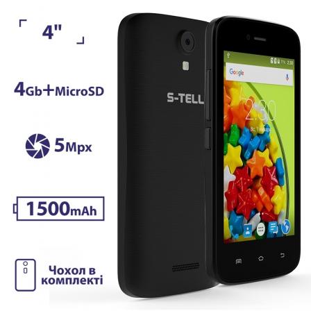 S-TELL C257 Black (Уценка)