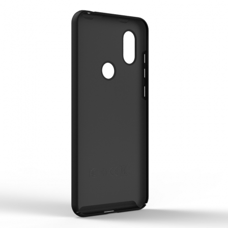 Чехол-накладка Strong Case Xiaomi Note 6 Pro Black