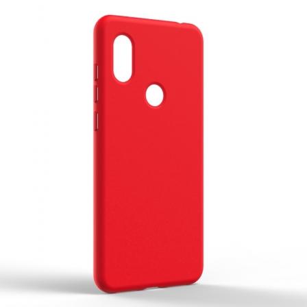 Чехол-накладка Strong Case Xiaomi Note 6 Pro Red