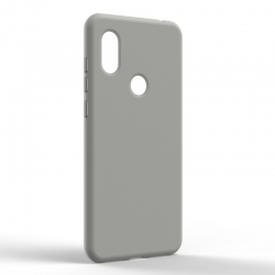 Чохол-накладка Strong Case Xiaomi Note 6 Pro Grey