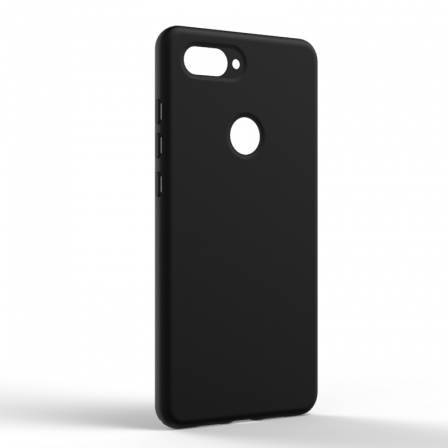 Чехол-накладка Strong Case Xiaomi Mi8 Lite Black