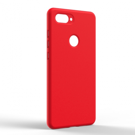 Чохол-накладка Strong Case Xiaomi Mi8 Lite Red