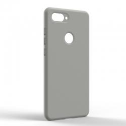 Чохол-накладка Strong Case Xiaomi Mi8 Lite Grey