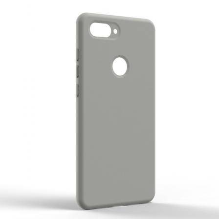Чехол-накладка Strong Case Xiaomi Mi8 Lite Grey