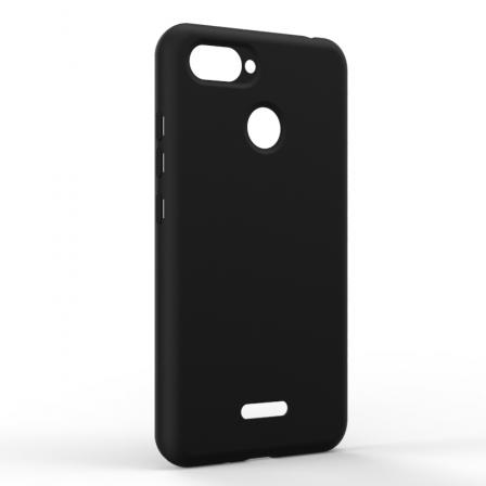 Чехол-накладка Strong Case Xiaomi Redmi 6 Black