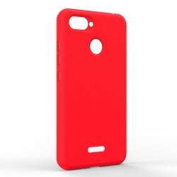 Чехол-накладка Strong Case Xiaomi Redmi 6 Red