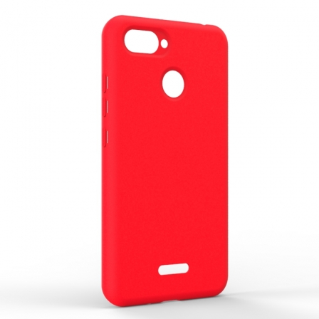 Чохол-накладка Strong Case Xiaomi Redmi 6 Red