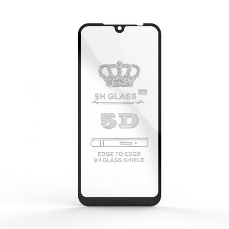 Захисне скло Glass 9H Xiaomi Redmi 7 Black