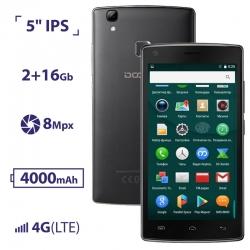 DOOGEE X5 Max Pro Black (Уцінка)