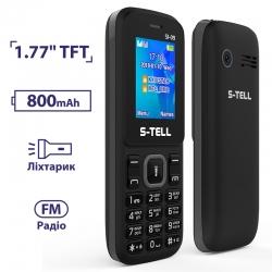 S-TELL S1-09 Black (Уценка)