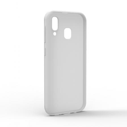 Чохол-накладка Samsung Galaxy A20 Monochromatic White