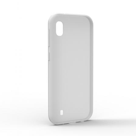 Чохол-накладка Samsung Galaxy A10 Monochromatic White