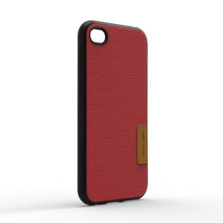 Чехол-накладка Jeans Xiaomi Redmi Go Red
