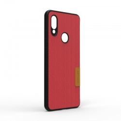 Чохол-накладка Jeans Xiaomi Redmi 7 Red