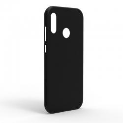 Чехол-накладка Huawei P Smart 2019 Monochromatic Black
