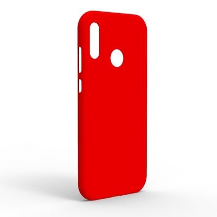 Чехол-накладка Huawei P Smart 2019 Monochromatic Red