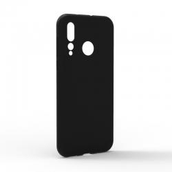 Чехол-накладка Huawei Nova 4 Monochromatic Black