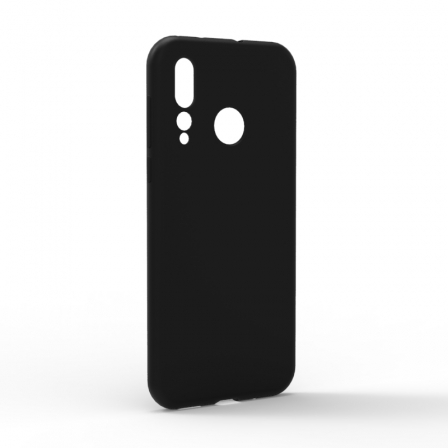Чохол-накладка Huawei Nova 4 Monochromatic Black