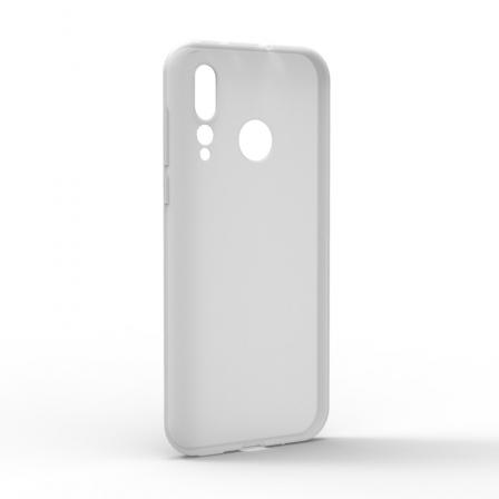 Чехол-накладка Huawei Nova 4 Monochromatic Clear