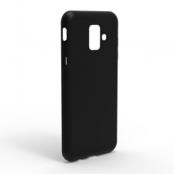 Чехол-накладка Strong Case Samsung Galaxy A6 Black