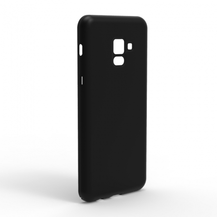 Чехол-накладка Strong Case Samsung Galaxy A8 2018 Black