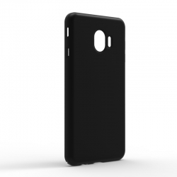 Чехол-накладка Strong Case Samsung Galaxy J4 (J400) Black