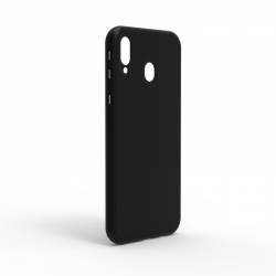Чехол-накладка Strong Case Samsung Galaxy M20 Black