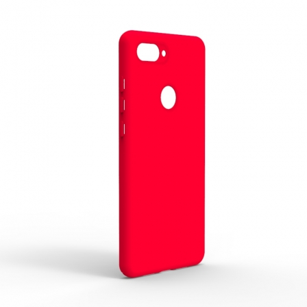 Чехол-накладка Strong Case Xiaomi Mi8 Lite Red