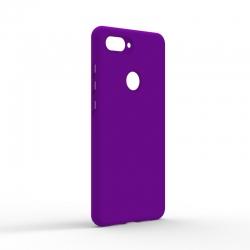 Чохол-накладка Strong Case Xiaomi Mi8 Lite Violet