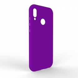 Чохол-накладка Strong Case Huawei P Smart 2019 Violet