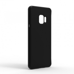Чехол-накладка Strong Case Samsung Galaxy S9 Black