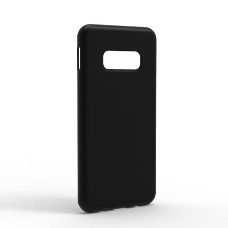 Чехол-накладка Strong Case Samsung Galaxy S10E Black