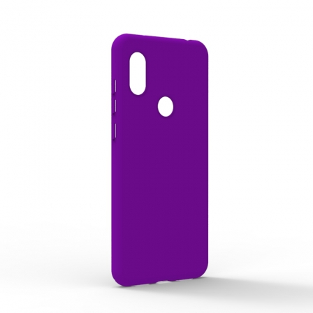Чехол-накладка Strong Case Xiaomi Note 6 Pro Violet