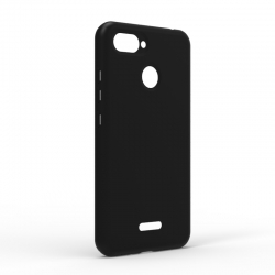 Чехол-накладка Strong Case Xiaomi Redmi 6A Black