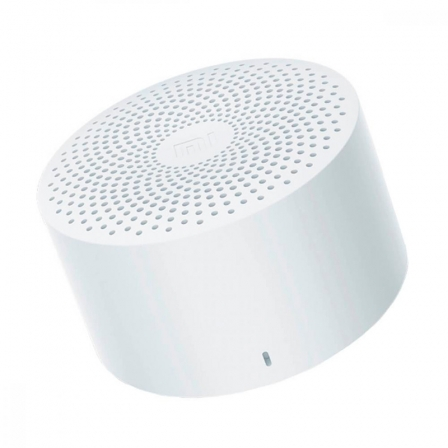Портативная колонка Xiaomi Mi Compact Speaker 2 White (QBH4141)