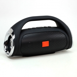 Портативна Bluetooth-колонка Boombox Mini Black