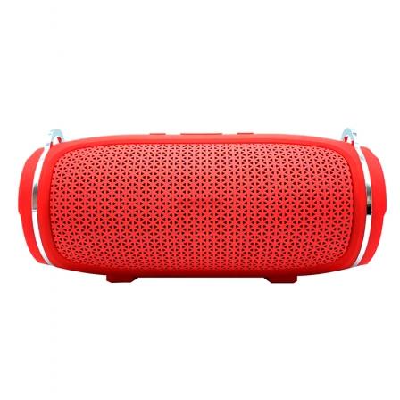 Портативна Bluetooth-колонка J009 Plus Red