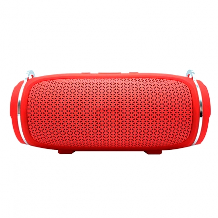 Портативная Bluetooth-колонка J009 Plus Red