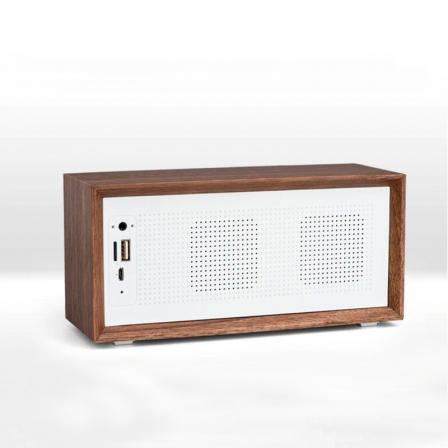 Портативна Bluetooth-колонка One Der V2 White
