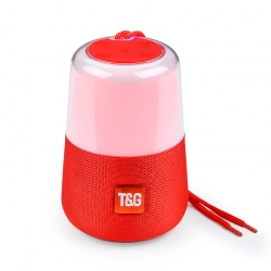 Портативна Bluetooth-колонка TG-168 Red