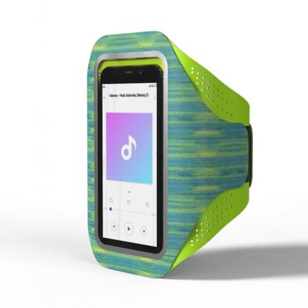 Спортивный чехол Sport Arm iPhone 7 Plus Lime