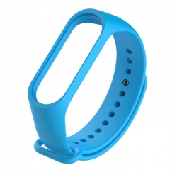 Ремешок Xiaomi Mi BAND 3 light-blue